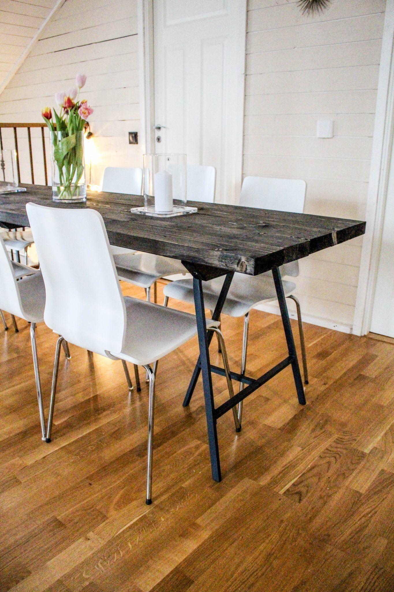 bygg ditt eget avlastningsbord