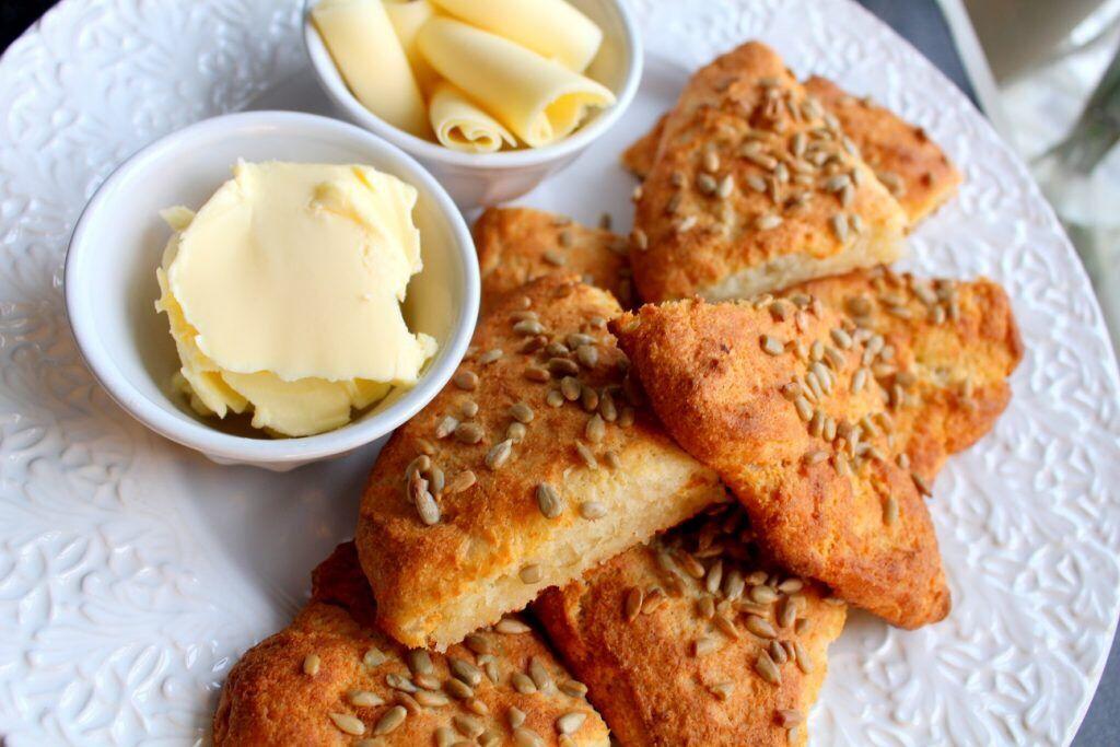 goda glutenfria scones