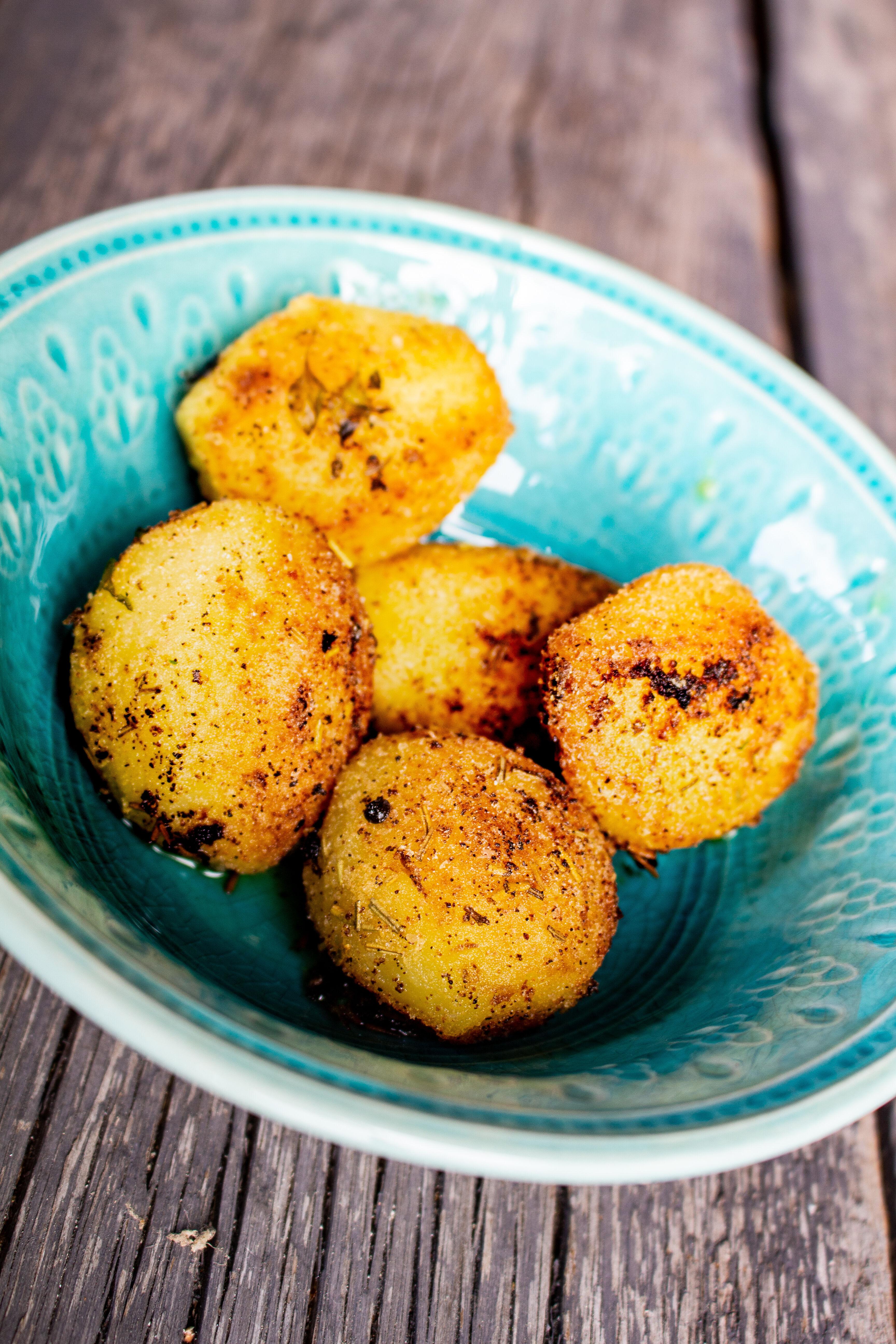 Krispig potatis | Nina Hermansen Niiinis Kitchenlife