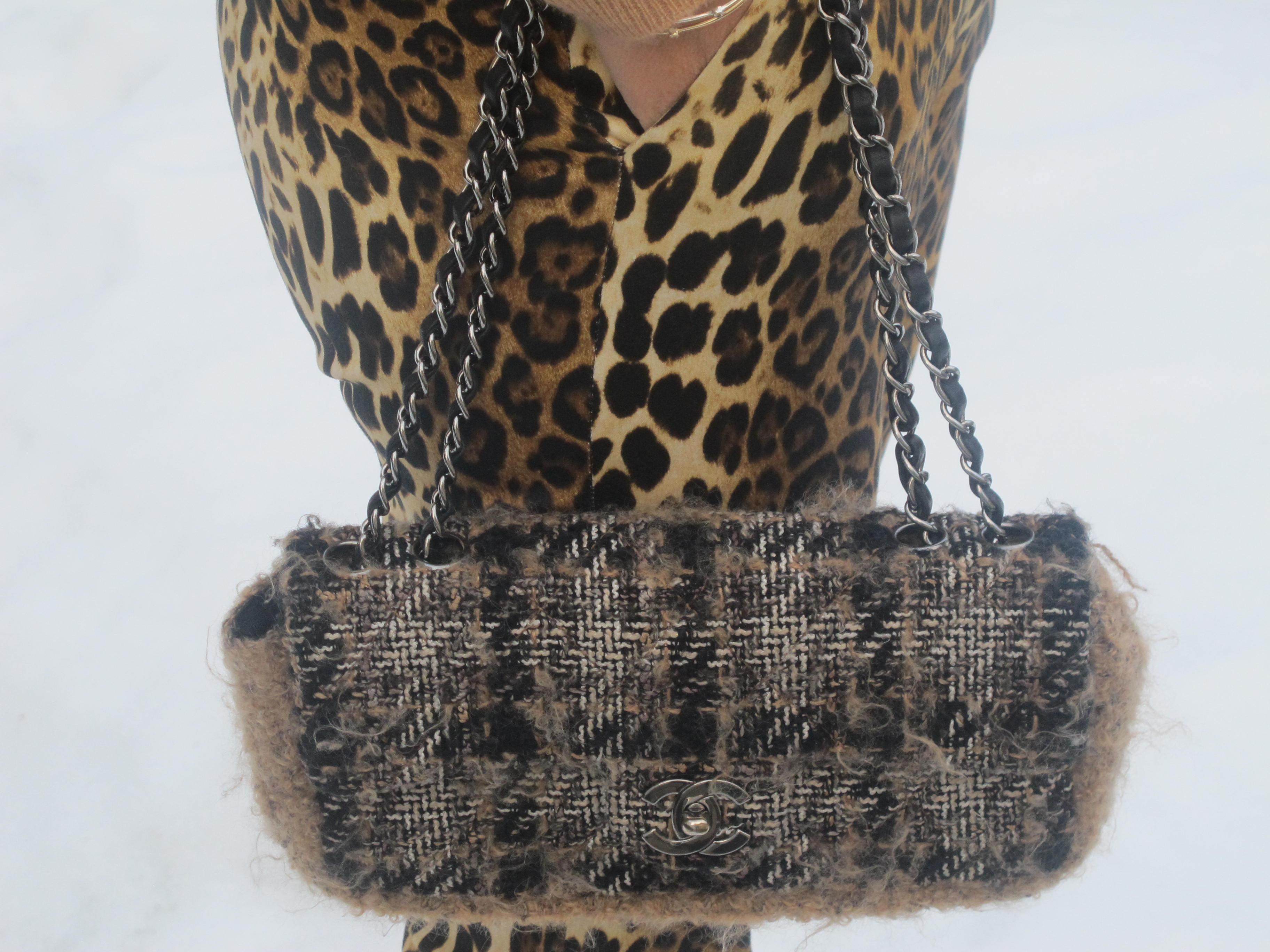 Tweed och Leopard