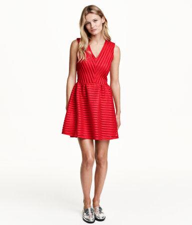 Prisvärda röda klänningar och en jumpsuit | Susanne Histrup