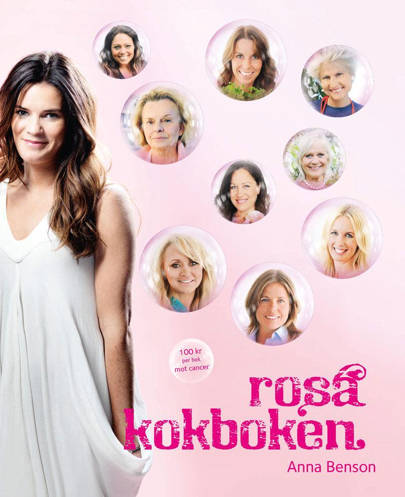 Rosa-kokboken