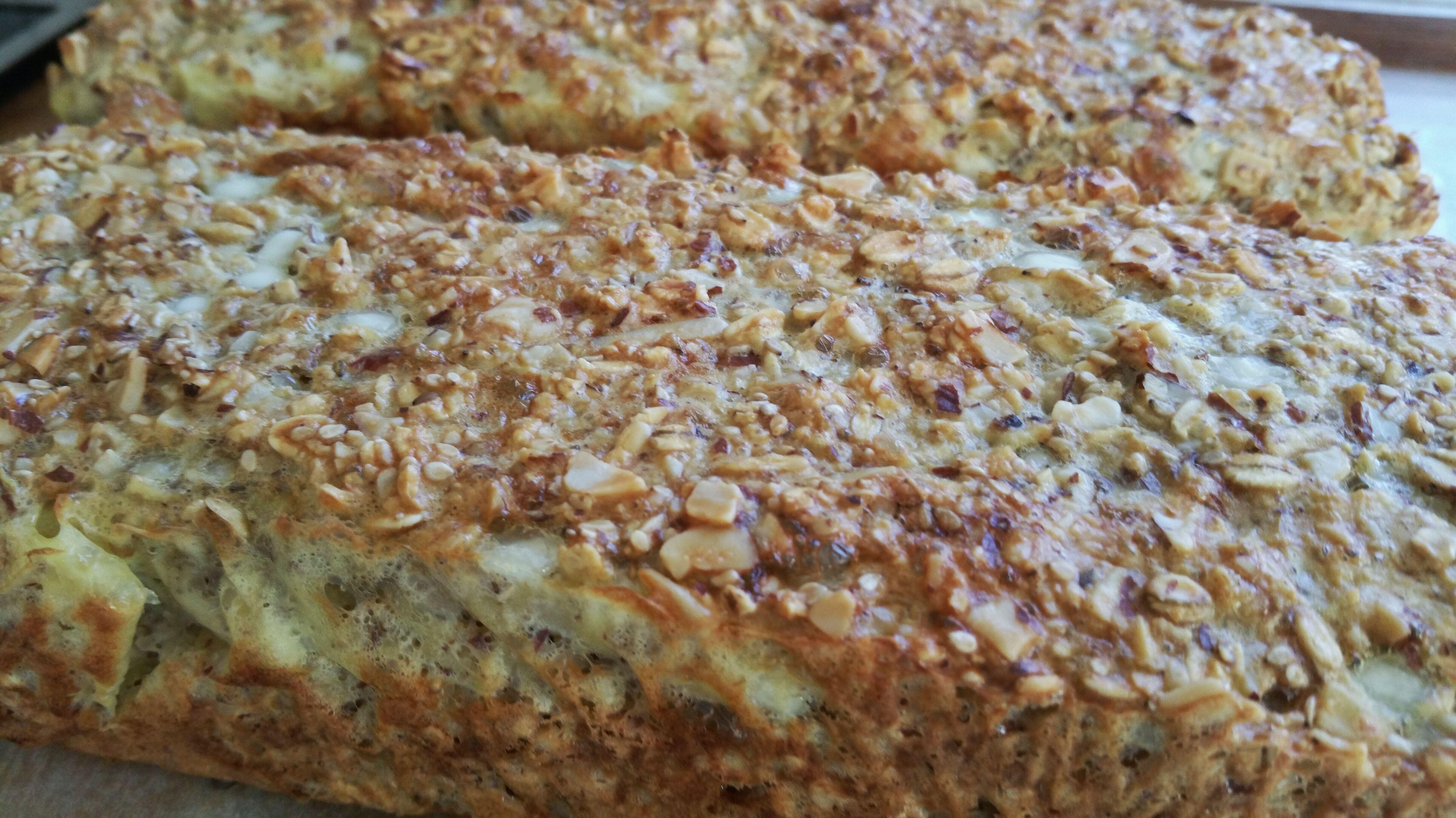 nyttigt bröd recept
