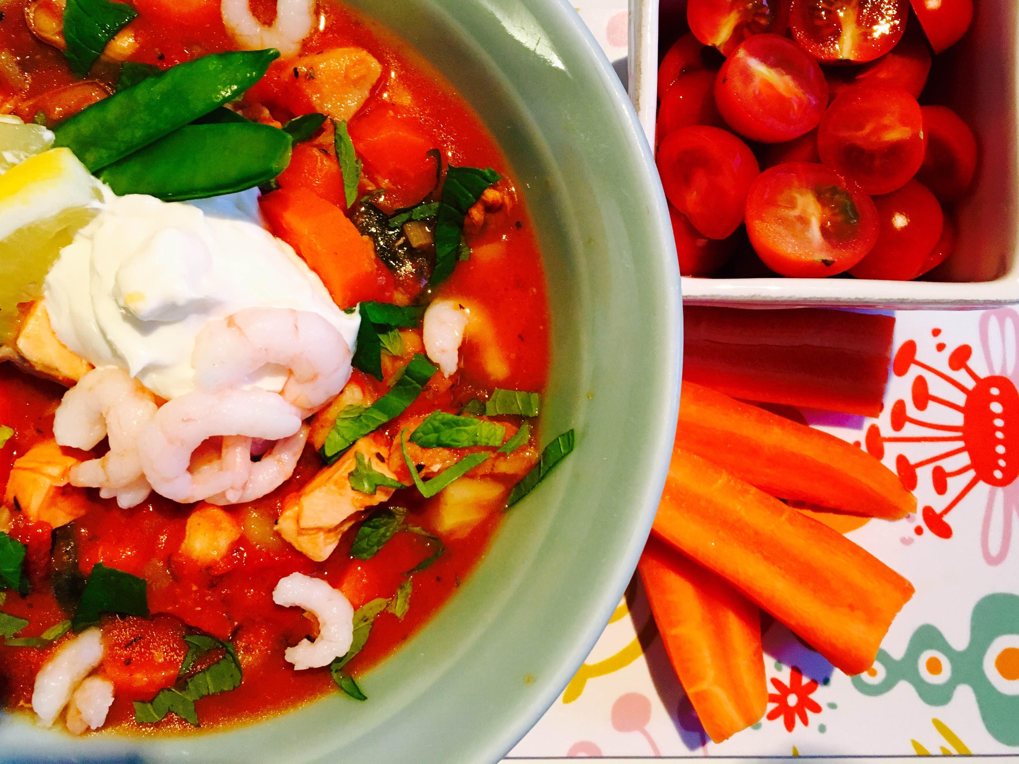recept fisksoppa