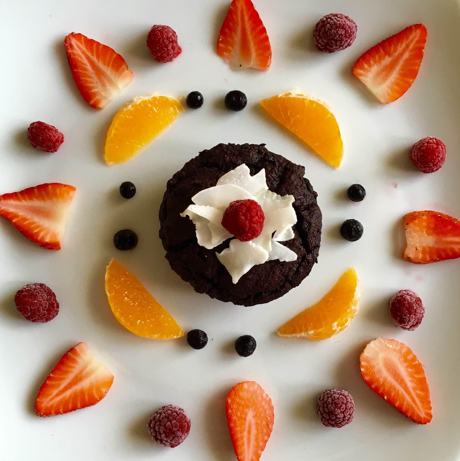 Recept: Kladdkaka med choklad (eller kladdkakemuffins) – utan socker och gluten!