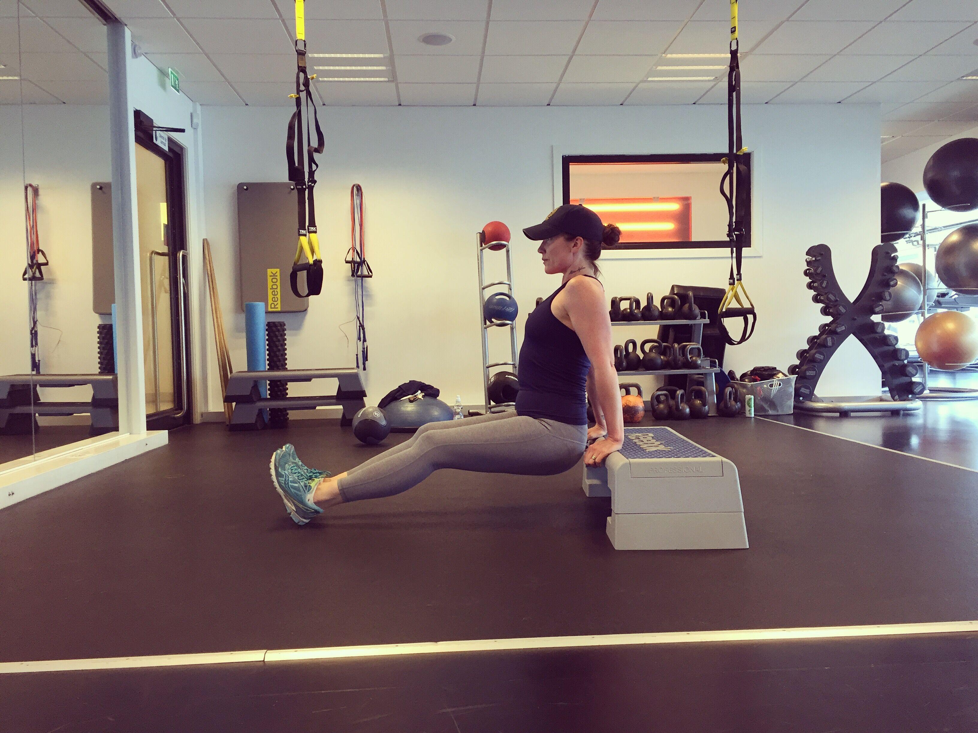 4 övningar för starka och snygga armar