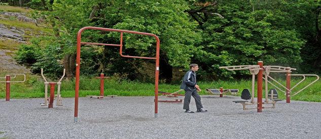 7 bra saker att tänka på inför att träna på utomhusgym