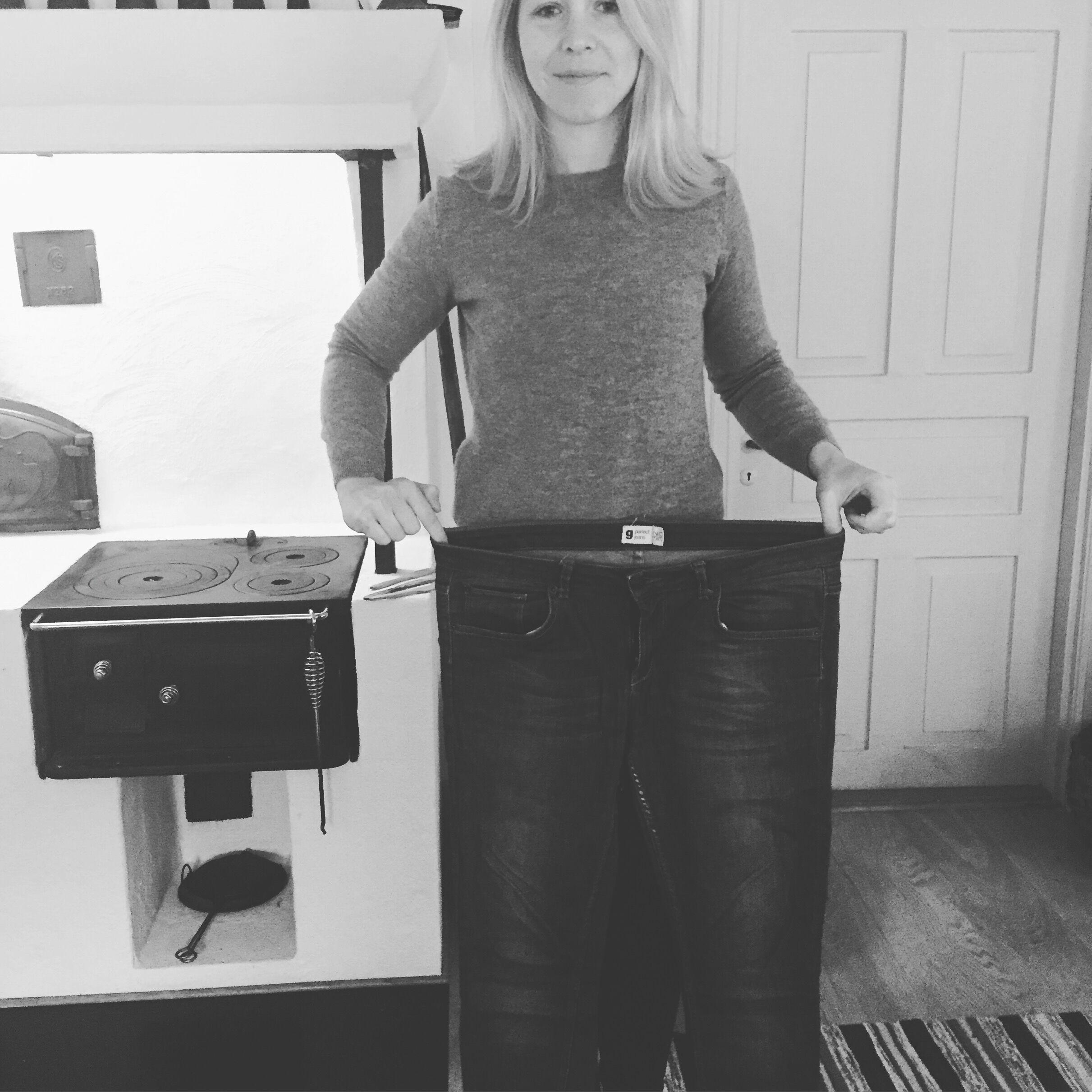 Sundarejennie - Jennie Isberg vikt