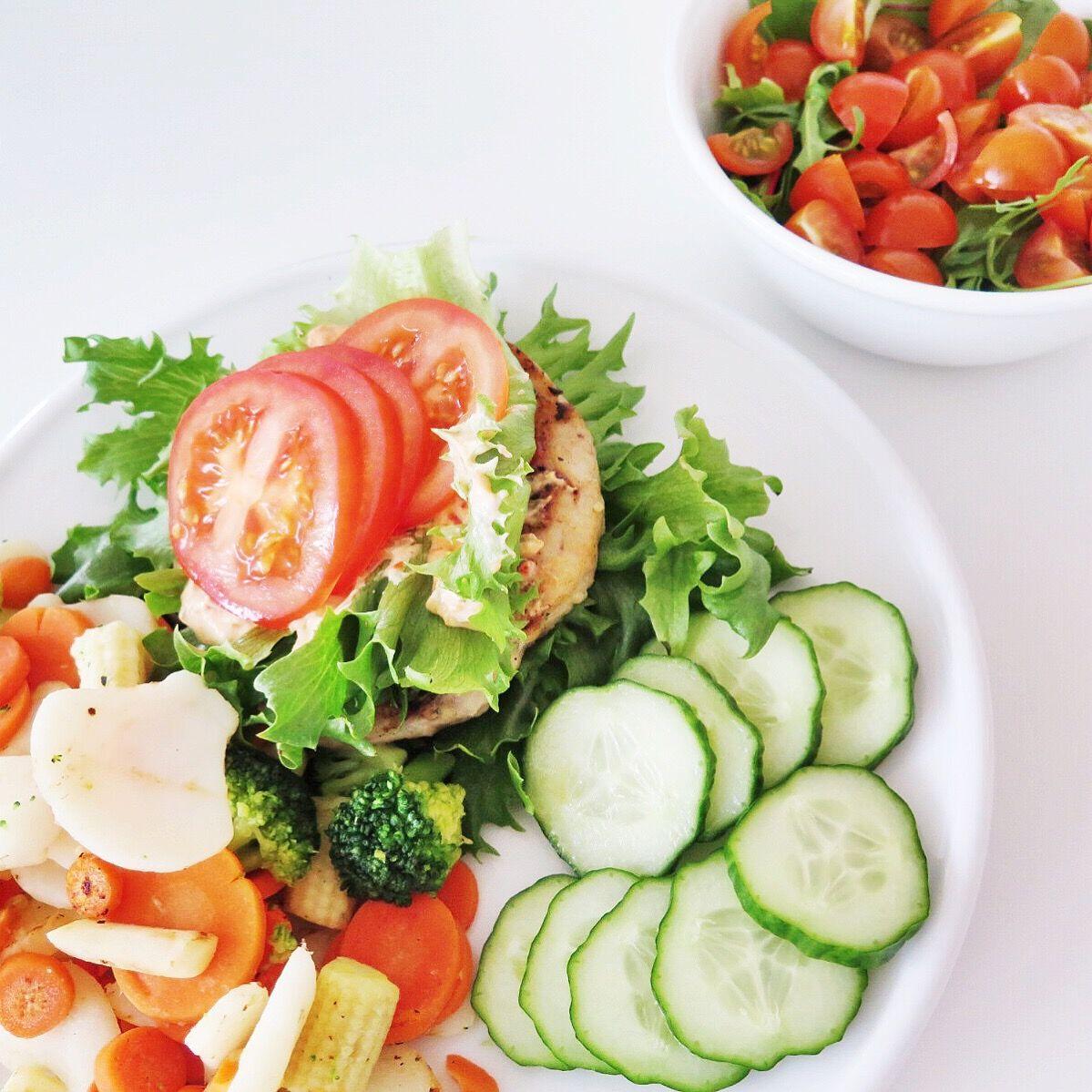 Frukt och grönsaker - inte så farligt när du räknar kalorier