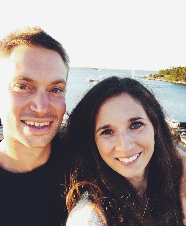 Lisa och Edward Beskow